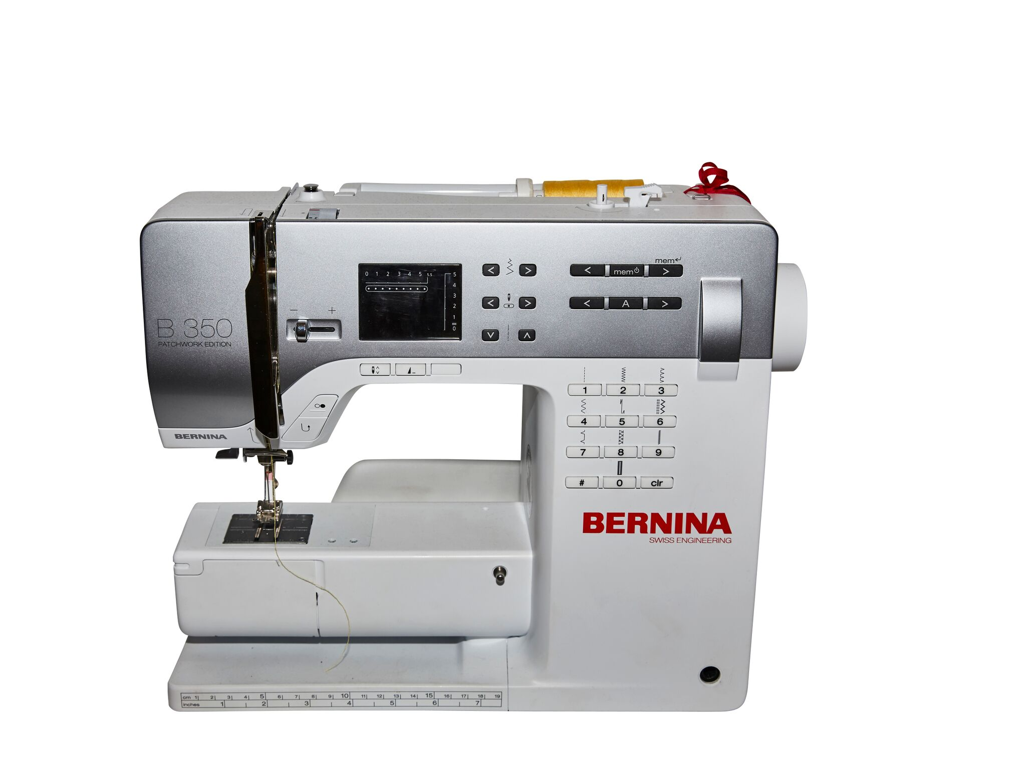 Bernina 330, Bernina 350PE, Bernina 380