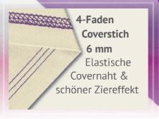 4 Faden Coverstich babylock